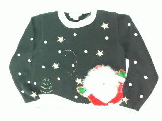 Catching Falling Stars-X Small Christmas Sweater