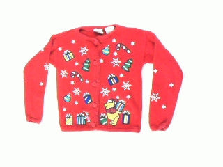 Friendship Present Exchange-Kids Christmas Sweater