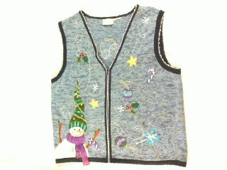 Magic In The Air- Large Christmas Sweater