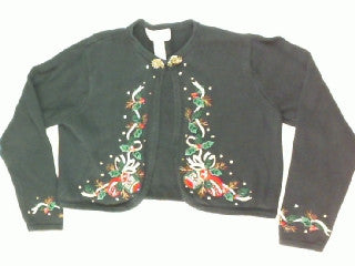 A Touch of Gold-X Small Christmas Sweater