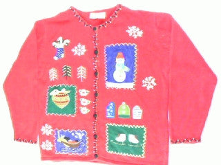 It's Not Another Snowman- Medium Christmas Sweater