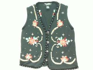 Gaudy and Gorgeous-Small Christmas Sweater