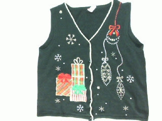 Dangling Decorations-Small Christmas Sweater