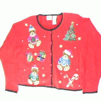Cuddle Me-Large Christmas Sweater