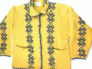 It's Original-X Large Peru Sweater