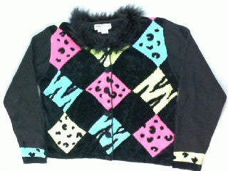 That's So 80's-Medium Sweater