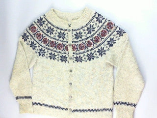 Fair Isle Fantastic- Small Sweater