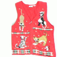 Kitty Play-Small Cat Sweater