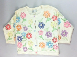 Wearing My Flower Garden-Small