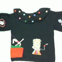 Circus  Cool-Medium Circus Sweater