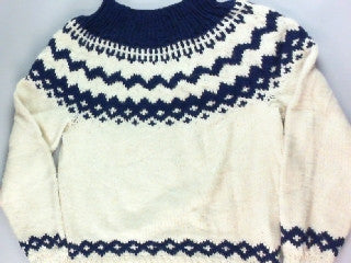 Homemade Warmth- Large Christmas Sweater