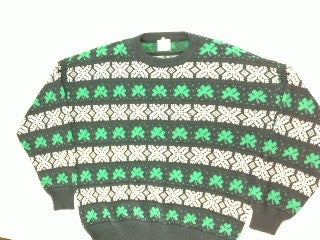 Lucky You-Large St Patricks Sweater