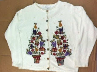 Fruit Tree For You- Medium Christmas Sweater
