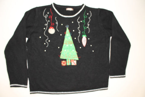 O'Chrismtas Tree- Large Christmas Sweater