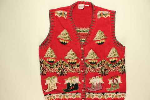 Ever Wear A Tree- Small Christmas Sweater