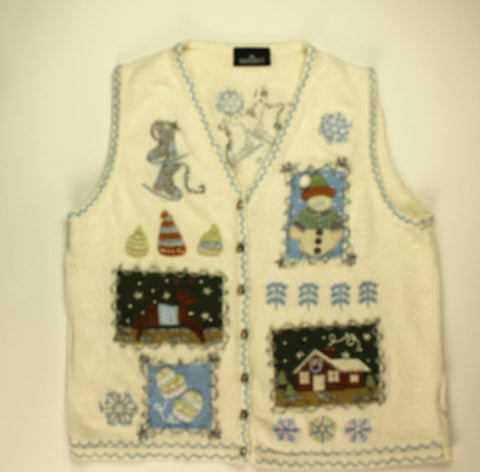 Jingle In The Holidays- Small Christmas Sweater