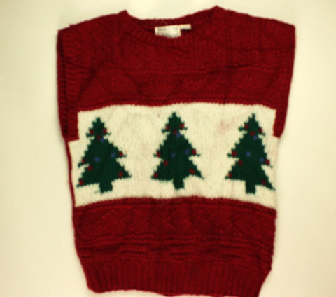 Center Stage Trees- XX Small Christmas Sweater