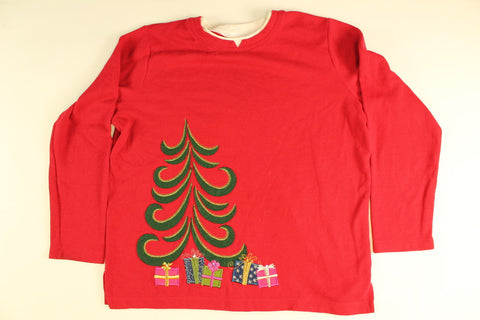 Simple Presents- Large Christmas Sweater