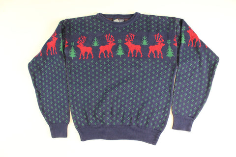 Moosetacular Holiday- X Small Christmas Sweater