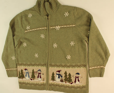 Tree Sales- Medium Christmas Sweater