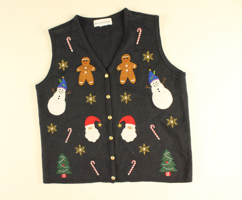 Sweet As Holiday Cookies- Small Christmas Sweater