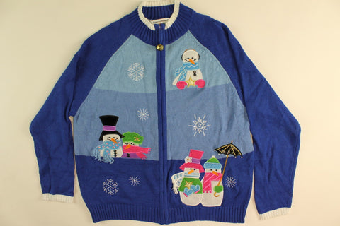 You Melt My Heart- Medium Christmas Sweater