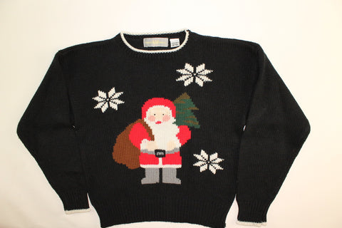 Jolly Santa- Small Christmas Sweater