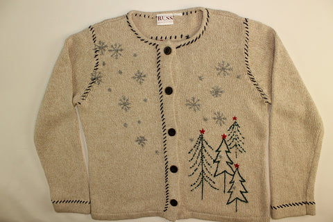Twinkle Twinkle- Medium Christmas Sweater
