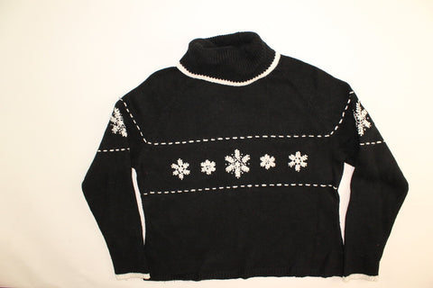 Classic Snowfall- X Small Christmas Sweater