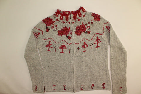 Red Tree Jubilee- X Small Christmas Sweater