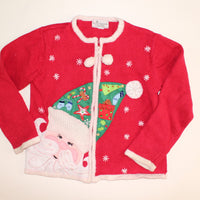 Rosy Cheeks-Kids Christmas Sweater