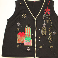 Holiday Treasures- X Large Christmas Sweater