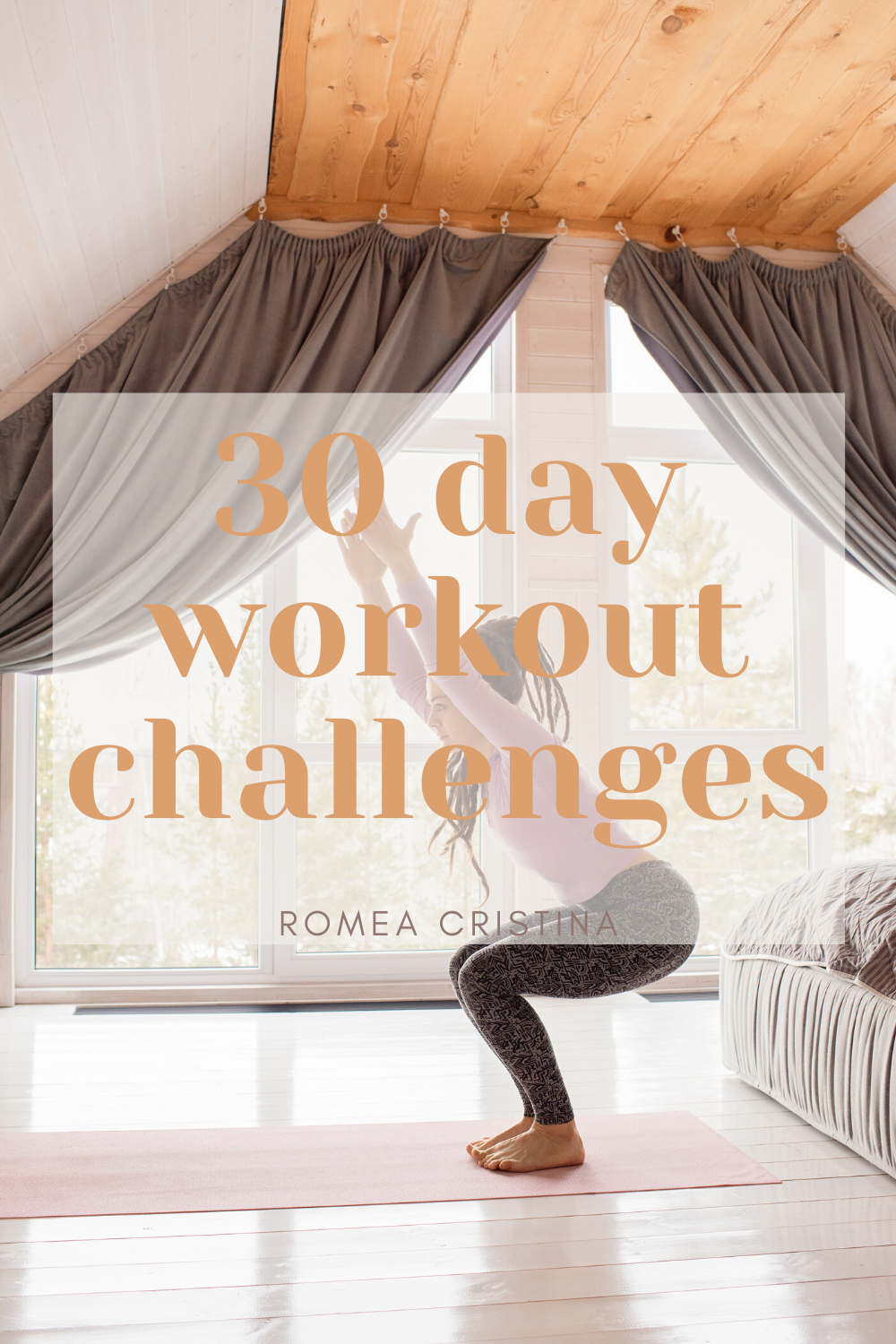 30-Day Workout Challenge