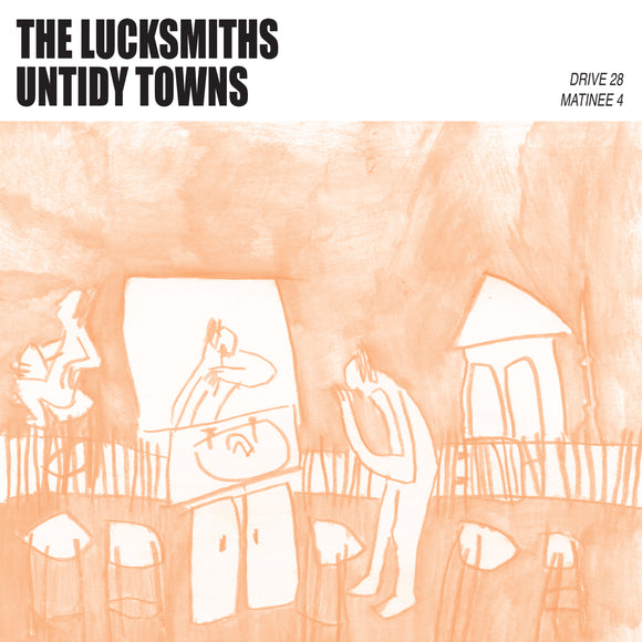 The Lucksmiths - Untidy Towns EP