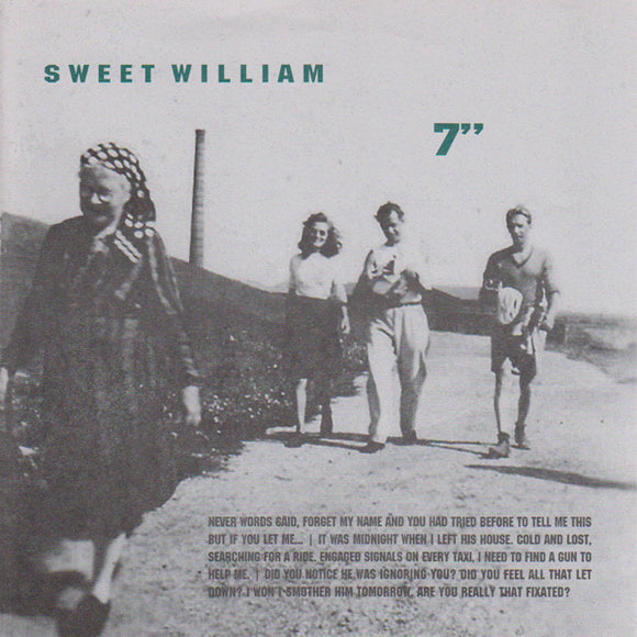 Sweet William - Lovely Norman EP