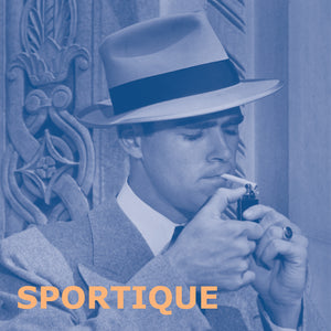 Sportique - Don't Believe A Word I Say