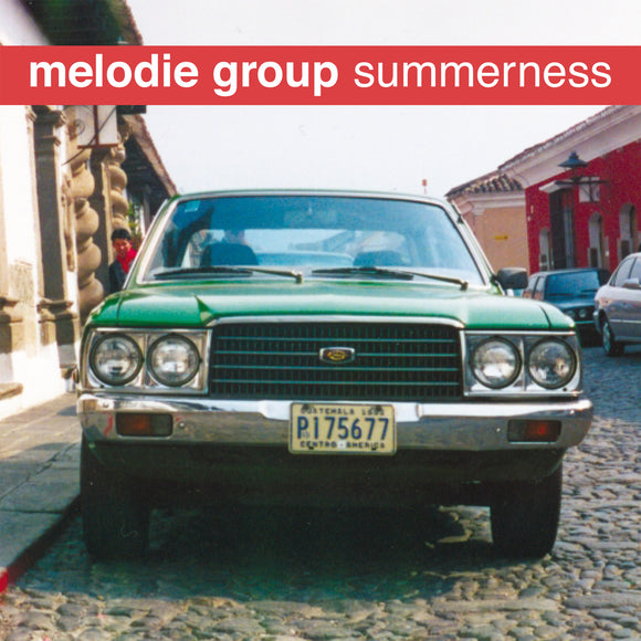 Melodie Group - Summerness EP