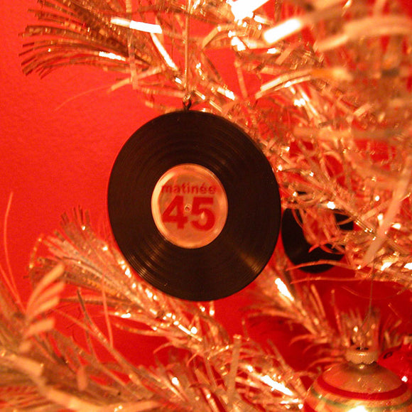 Various - The Matinée 45 Holiday Ornament