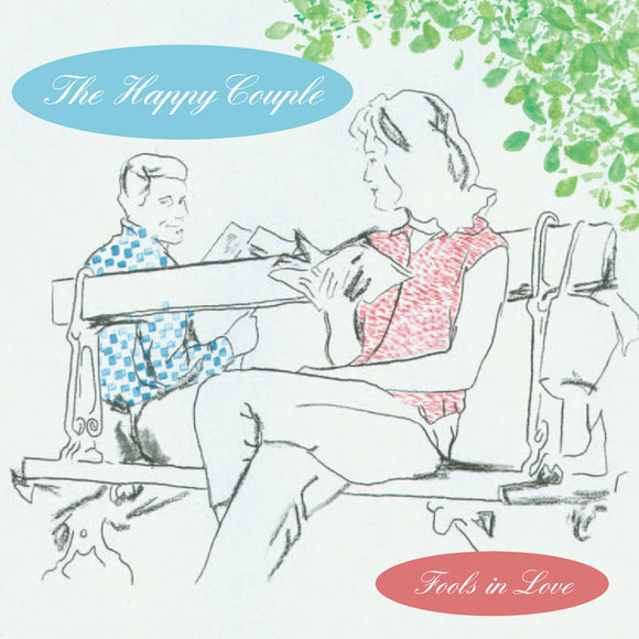 The Happy Couple - Fools In Love EP