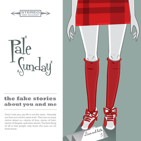 Pale Sunday - The Fake Stories About You and Me EP