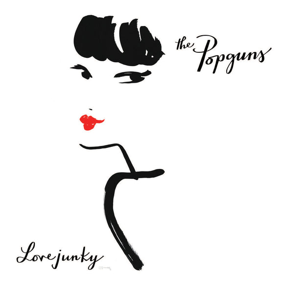 The Popguns - Lovejunky EP