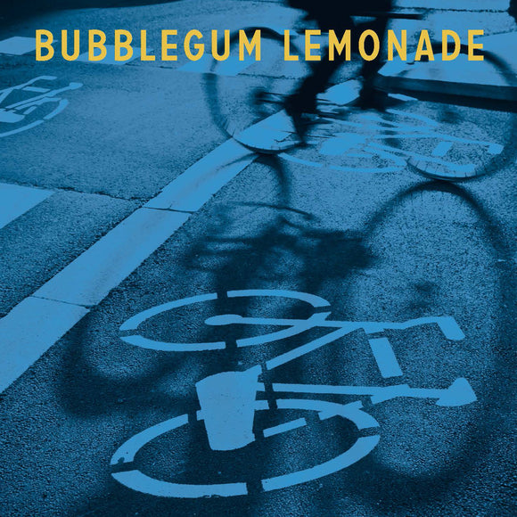 Bubblegum Lemonade - Beard On A Bike EP