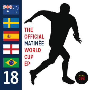 Various - The Official Matinée World Cup EP