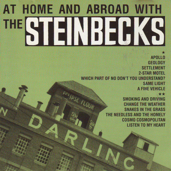 The Steinbecks - At Home And Abroad With The Steinbecks