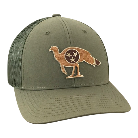 Dixie Fowl TN Wary Tom Field Series Hat