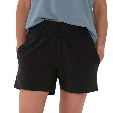 Free Fly Womens Pull On Breeze Short