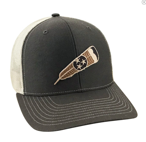 Dixie Fowl TN Field Series Turkey Feather Hat