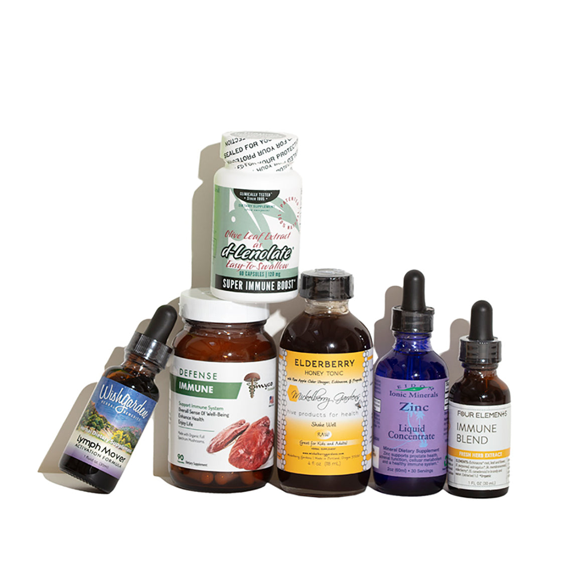 Products included in the Stay Well Kit