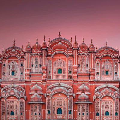 A Weekend in The Pink City with Virginia Borrero
