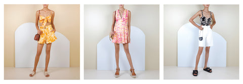 what to wear, vacation, post covid, travel, outfits, dressing, ready to wear, bags, shoes, accessories, Zimmermann, Alexis, Ulla Johnson